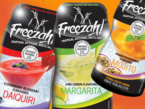 Freezah Frozen Cocktails